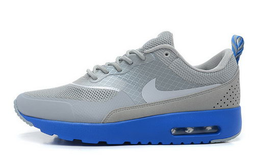 Nike Air Max Thea Womens Grey Blue Clearance
